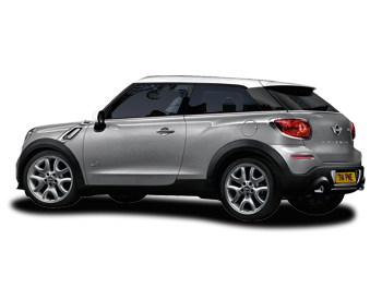 Vehicle details for Brand New 16 Plate MINI Paceman