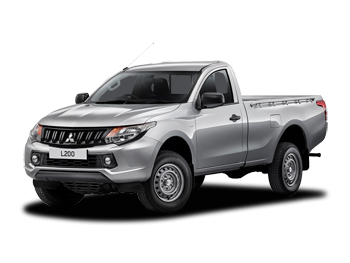 Vehicle details for 19 Mitsubishi L200