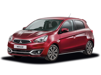 Vehicle details for Brand New 68 Plate Mitsubishi Mirage
