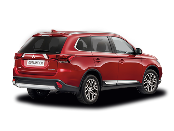 Vehicle details for Brand New 68 Plate Mitsubishi Outlander