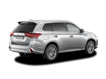 Vehicle details for Brand New Mitsubishi Outlander