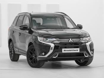Brand New Mitsubishi Outlander