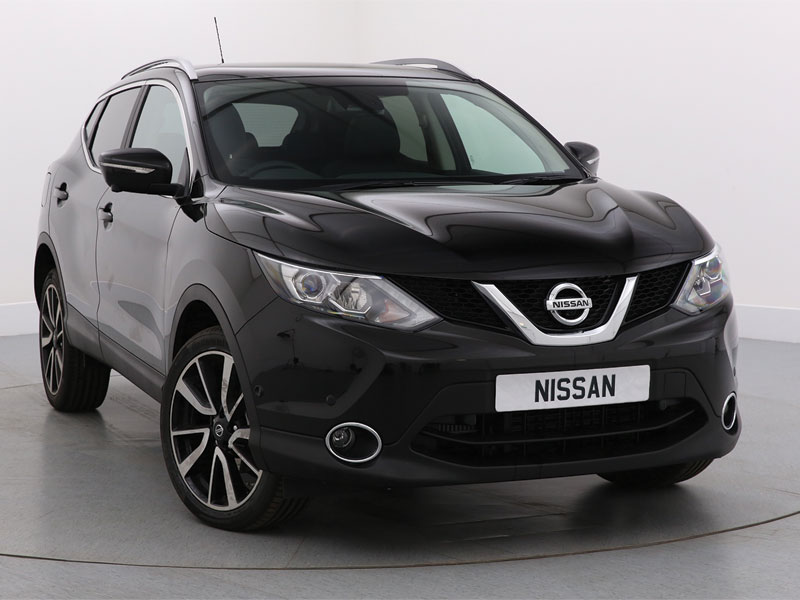 Nearly New Nissan Qashqai Cars For Sale Arnold Clark