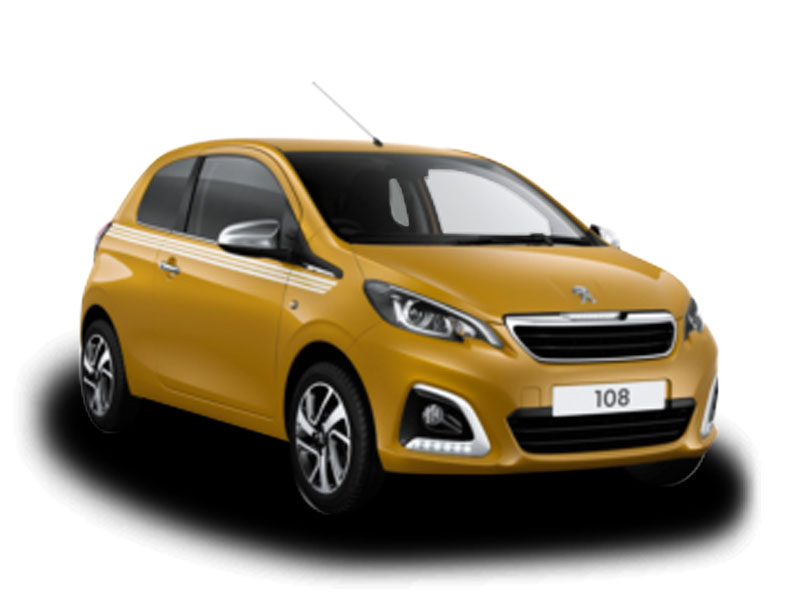 Brand New 18 Peugeot 108 1.0 Collection 3dr | Arnold Clark