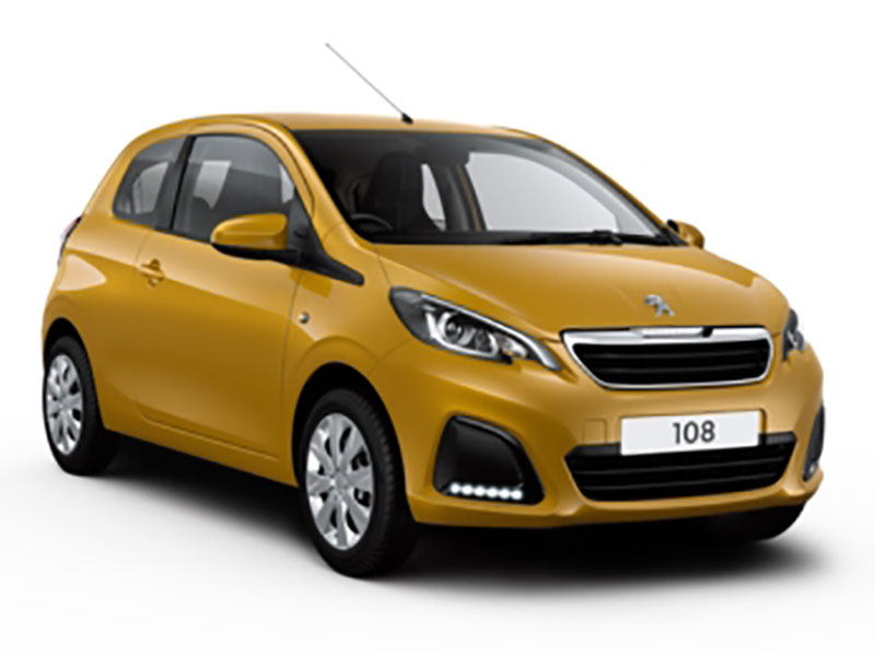 Nearly New Peugeot 108 Cars for sale | Arnold Clark