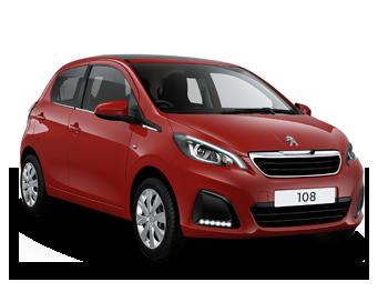 Vehicle details for 66 Peugeot 108
