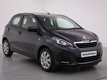 Vehicle details for 65 Peugeot 108
