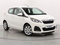 Vehicle details for Brand New 66 Peugeot 108