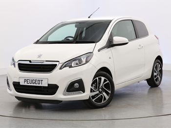 Vehicle details for 16 Peugeot 108