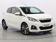 Vehicle details for 66 Peugeot 108