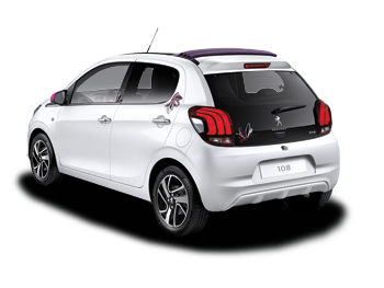 Vehicle details for 16 Peugeot 108