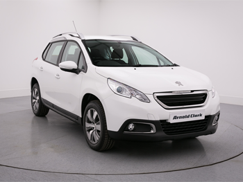 Vehicle details for 65 Peugeot 2008