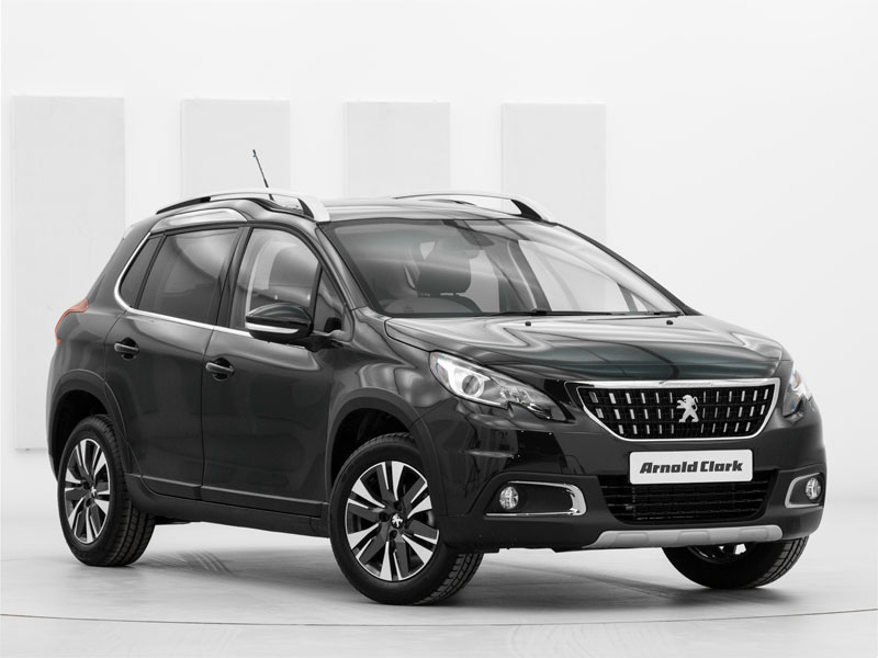 Peugeot 2008 1 2 PureTech Allure Premium 5dr [Start Stop]