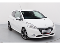 Vehicle details for Brand New 66 Peugeot 208