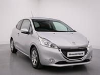 Vehicle details for 66 Peugeot 208