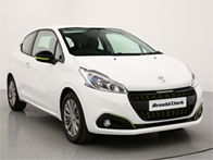 Vehicle details for Brand New Peugeot 208