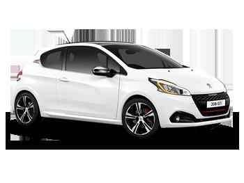 Vehicle details for 67 Peugeot 208