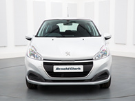 Vehicle details for 66 Peugeot 208