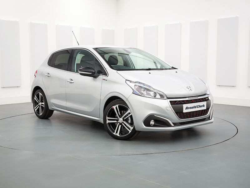 New Peugeot 208 Cars For Sale Arnold Clark