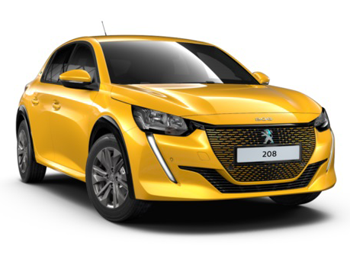 Brand New Peugeot 208