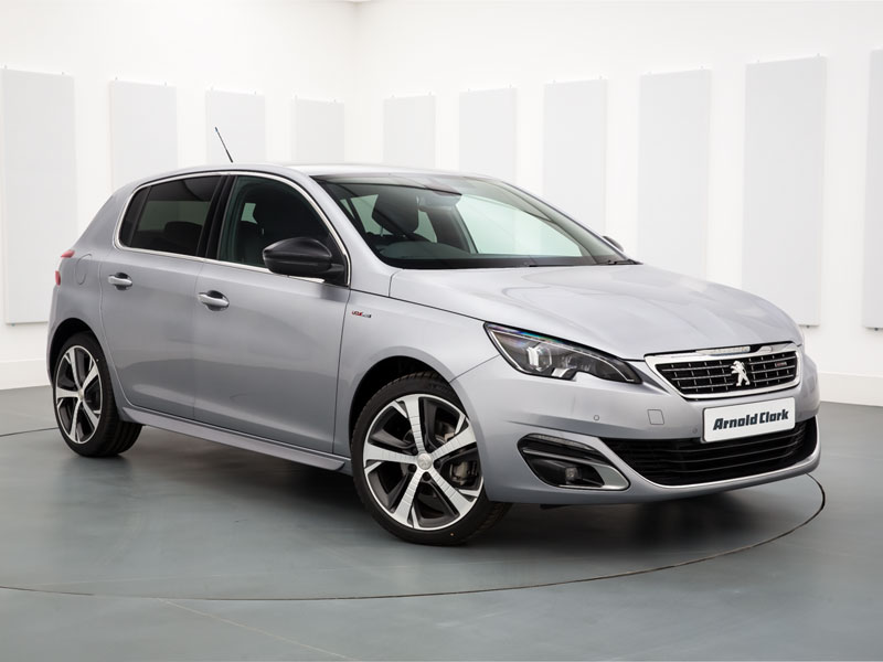 Nearly New Peugeot 308 Cars for sale | Arnold Clark
