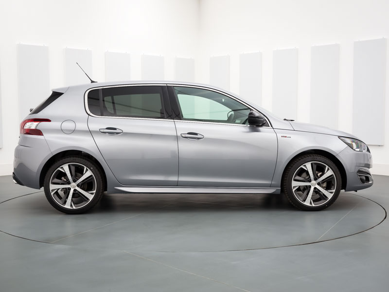 Nearly New 17 Peugeot 308 1.2 PureTech 130 GT Line 5dr | Arnold Clark