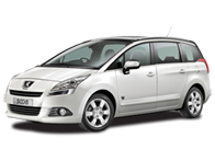 Vehicle details for Brand New Peugeot 5008