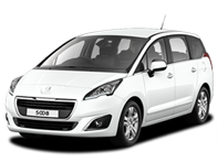 Vehicle details for 66 Peugeot 5008