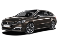 Vehicle details for 66 Peugeot 508