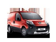 Vehicle details for 17 Peugeot Bipper
