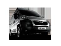 Vehicle details for 17 Peugeot Boxer