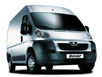 Vehicle details for Brand New 68 Plate Peugeot Boxer