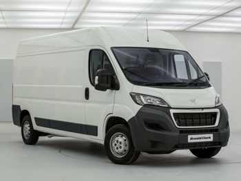 Vehicle details for 68 Peugeot Boxer