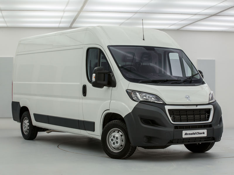 Brand New 19 Peugeot Boxer 2 0 Bluehdi H2 Professional Van 130ps