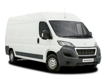 Vehicle details for Brand New Peugeot Boxer