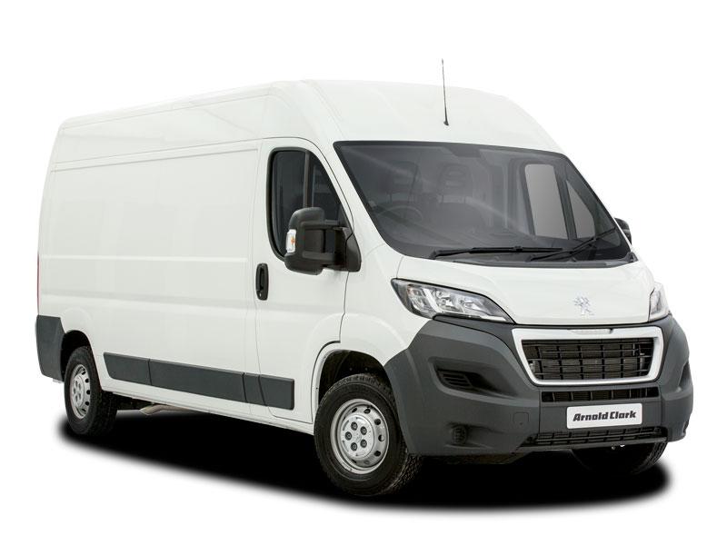 84acba499b Brand New Peugeot Boxer 2.0 BlueHDi H2 Professional Van 130ps ...