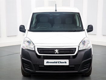 Vehicle details for Brand New 18 Peugeot Partner