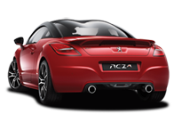 Vehicle details for 65 Peugeot Rcz