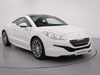 Vehicle details for 16 Peugeot RCZ