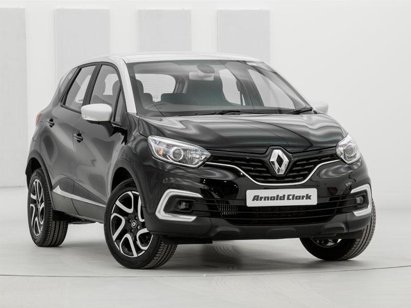 Brand New Renault Captur