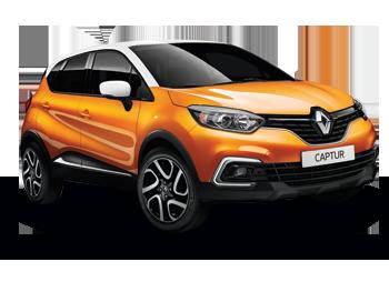 19 Renault Captur
