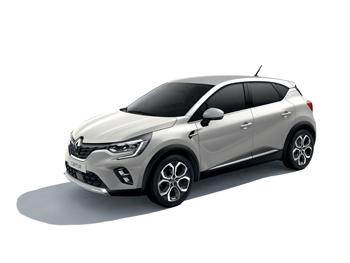 Brand New 21 Plate Renault Captur
