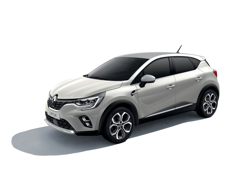 New 20 Renault Captur 1 0 Tce 100 Play 5dr Arnold Clark