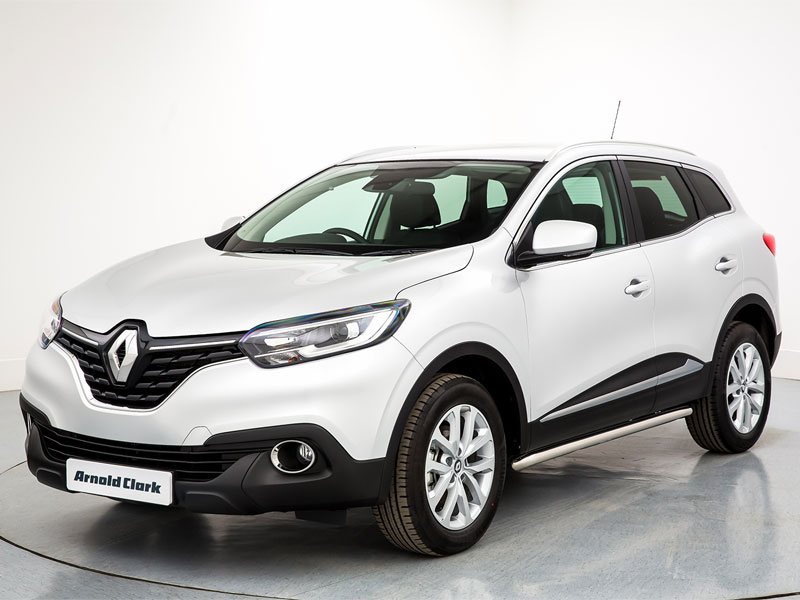 Insurance For Cars >> New 68 Renault KADJAR 1.3 TCE Dynamique Nav 5dr | Arnold Clark