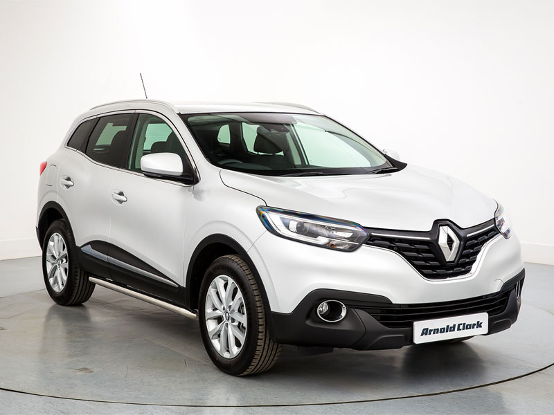 New Renault Kadjar Cars For Sale Arnold Clark