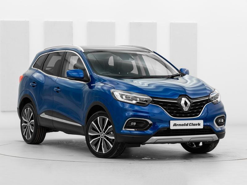 new 19 renault kadjar 1 3 tce iconic 5dr arnold clark. Black Bedroom Furniture Sets. Home Design Ideas