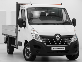Vehicle details for Brand New Renault Master