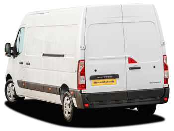 Vehicle details for 18 Renault Master