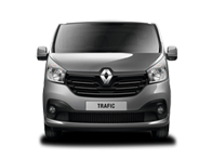 Vehicle details for 17 Renault Trafic