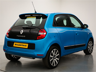 Vehicle details for 16 Renault Twingo